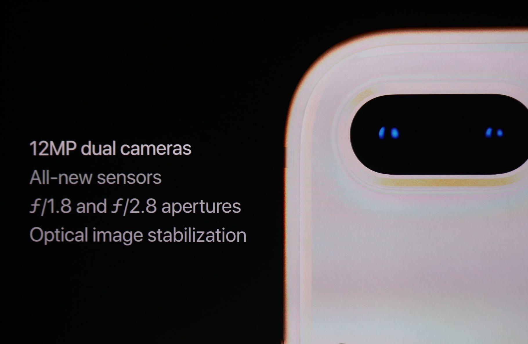 เปิดตัว iPhone X, iPhone 8, iPhone 8 Plus