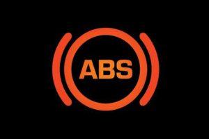ไฟเตือนระบบเบรค ABS