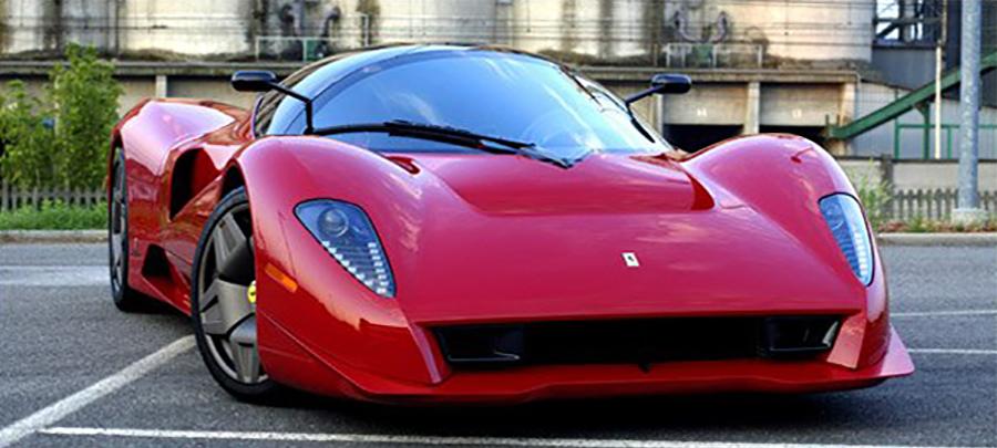 Pininfarina Ferrari P 4-5