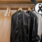 เสื้อผ้าชุดดำ