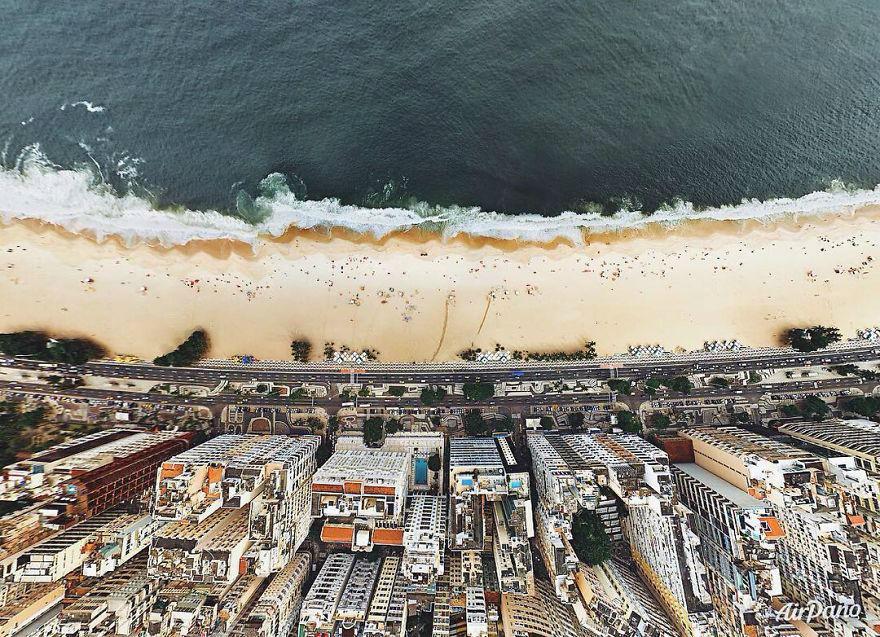 ภาพถ่ายมุมสูง ประเทศบราซิล