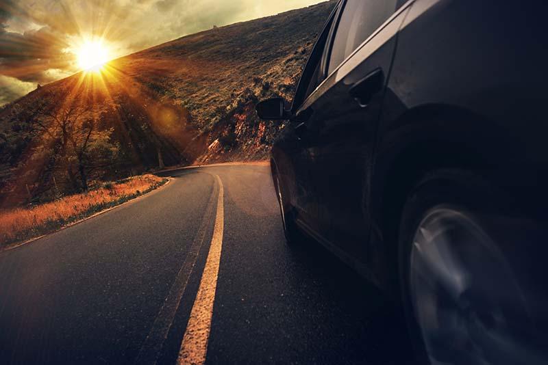 ถนนอันตราย ต้องระวังเป็นพิเศษ ช่วงปีใหม่