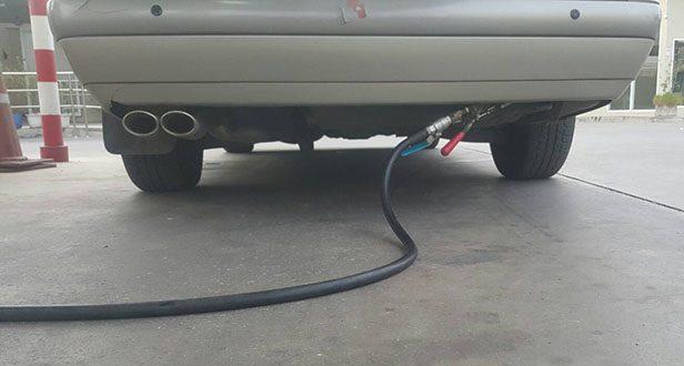 สลับแก๊สเป็นน้ำมัน