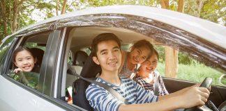 ที่เที่ยววันเด็ก ขับรถเที่ยว
