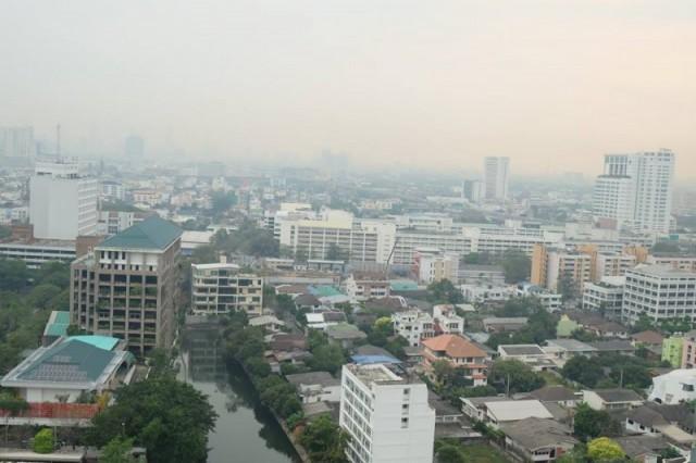 ฝุ่นละอองในอากาศ PM 2.5