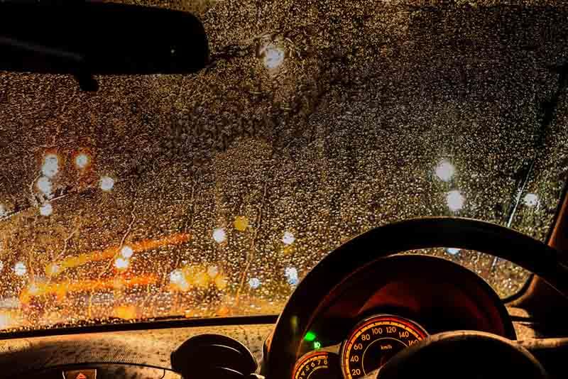 ดูแลรถ ช่วงฝนตกอากาศเย็น
