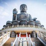 Front-View-Of-Tian-Tan-Buddha