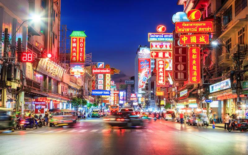 ที่เที่ยวตรุษจีน 2018
