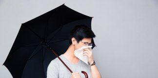 โรคที่มากับฝน พร้อมวิธีป้องกัน