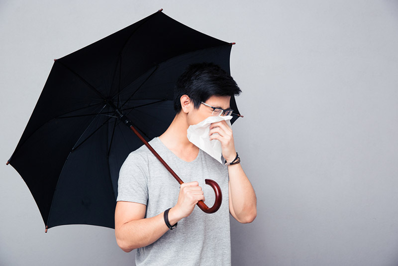 โรคที่มากับฝน