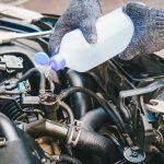 ล้างหม้อน้ำรถยนต์ กำจัดสนิม