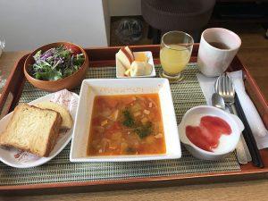 ซุปสำหรับอาหารเช้า