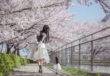 ภาพสาวญี่ปุ่นแต่งตัวตุ๊กตา