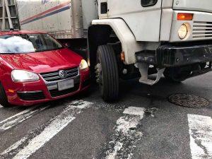 จุดบอดรถบรรทุก