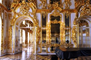 ห้องอำพัน พระราชวังแคทเธอรีน
