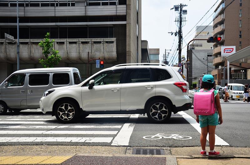 หยุดรถทางม้าลาย