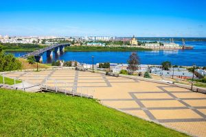 จุดชมวิวFedorovsky Embankment