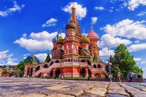 ที่เที่ยวรัสเซีย