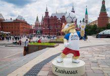 ที่เที่ยวรัสเซีย ใกล้สนามเชียร์ฟุตบอลโลก