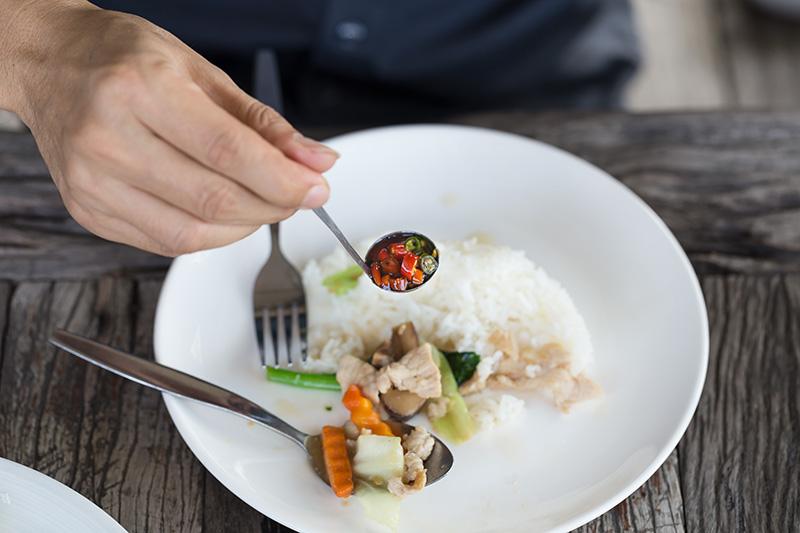 อาหารปรุงรสจัด เสี่ยงโรคไต