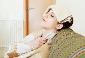 อาการของไข้หวัดใหญ่