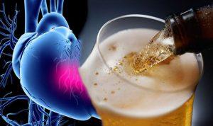 ดื่มเบียร์แต่พอดี ลดเสี่ยงโรคหัวใจ