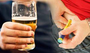 ดื่มเบียร์แต่พอดี ลดเสี่ยงโรคเบาหวาน