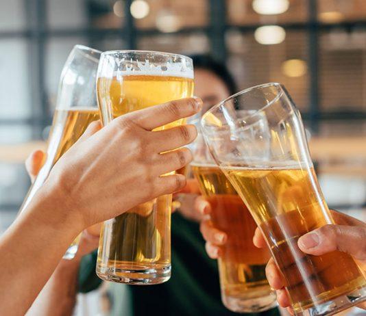 ดื่มเบียร์ แต่พอดี มีประโยชน์