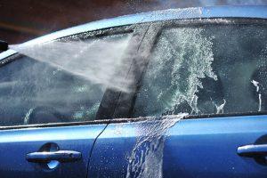 ฝนตกต้องล้างรถ เพราะอะไร