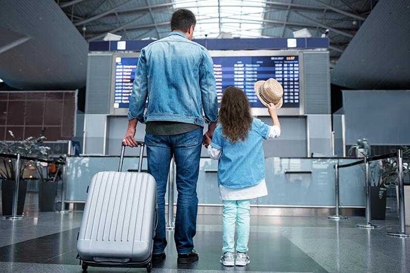 พาเด็กขึ้นเครื่องบิน