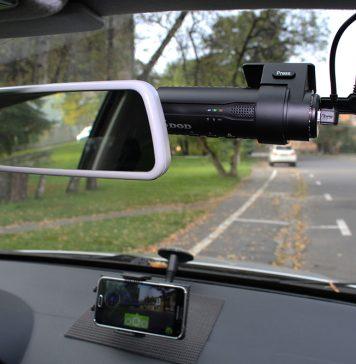 กล้องติดรถยนต์DOD RC500S