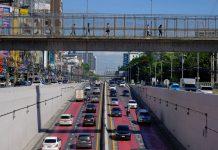 สะพานข้ามแยก-อุโมงค์ ให้รถยนต์วิ่งเท่านั้น