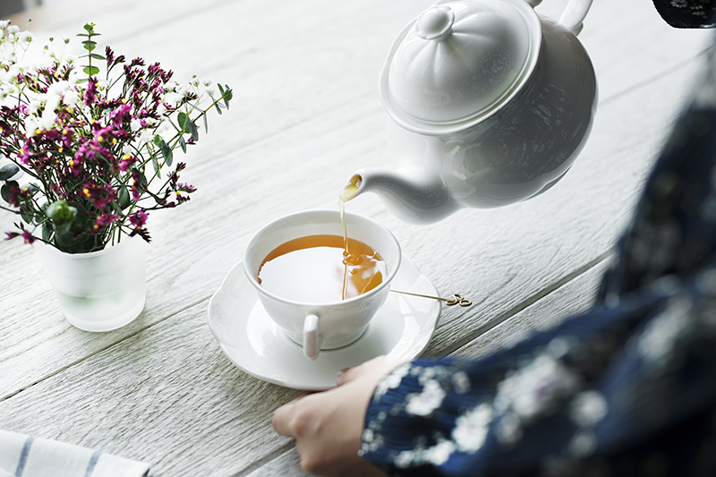 ชา เครื่องดื่มของผู้ป่วยเบาหวาน