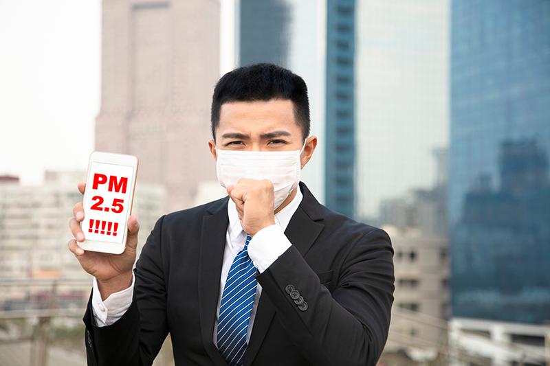 PM 2.5 เกินค่ามาตรฐาน ดูแลตัวเองอย่างไร