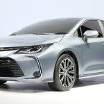 Toyota Corolla Altis 2019