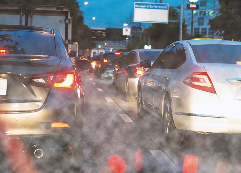 มลพิษบนท้องถนน เกิดจากรถยนต์ประเภทไหน มากที่สุด!