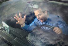 รวมคลิปรถพังเพราะคนหัวร้อน