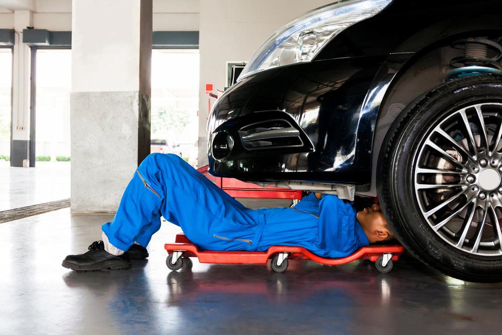 วิธีการเลือกอู่ซ่อมรถที่ดี