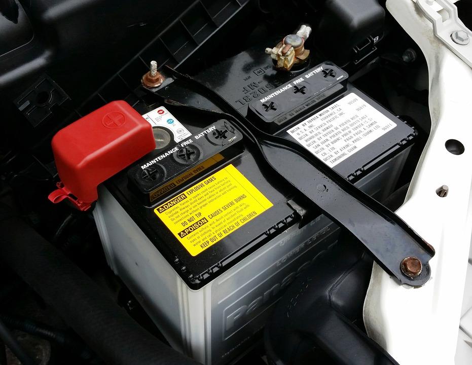 แบตเตอรี่รถยนต์มีอายุการใช้งาน 1.5-2 ปี
