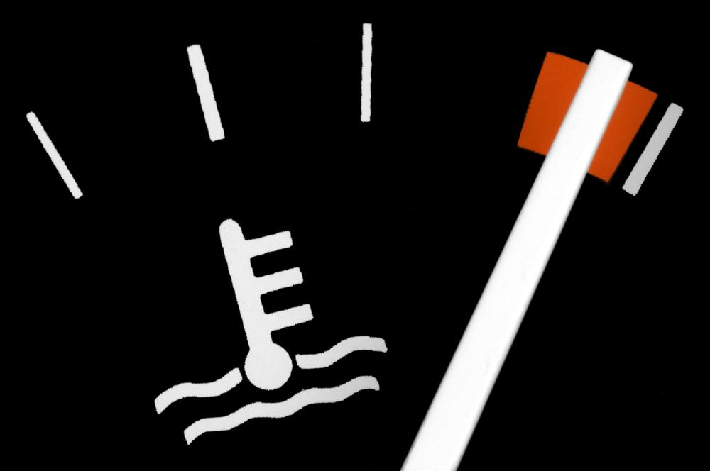 รถความร้อนขึ้น