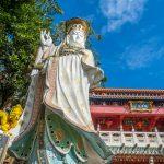 ศาลเจ้าแม่กวนอิม  Kwun Yam Shrine
