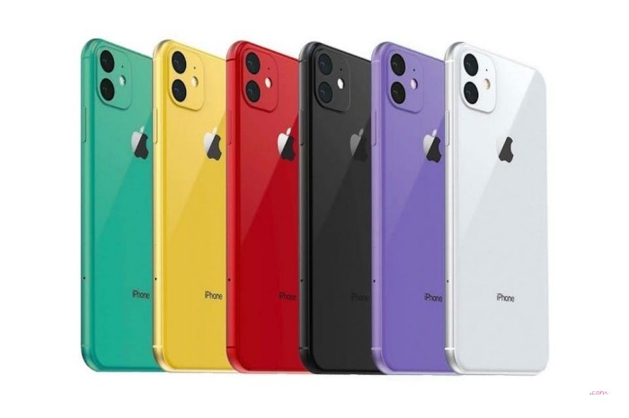 iphone11color