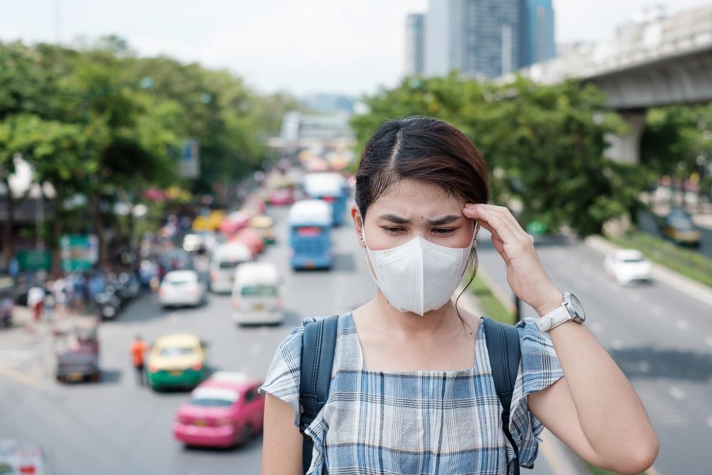 หน้ากากอนามัย N95 ป้องกันฝุ่น PM 2.5 ได้