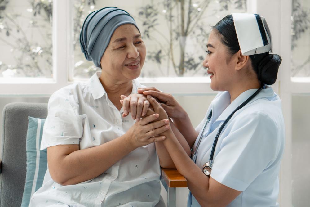 หญิงวัยหมดประจำเดือนเสี่ยงมะเร็งเยื่อบุโพรงมดลูก