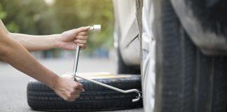 เปลี่ยนยางอะไหล่รถ ด้วยตัวเองฉบับมือใหม่