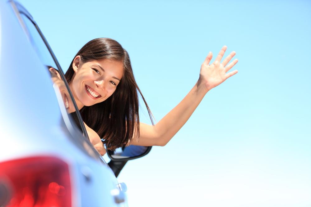 รถยนต์สำหรับผู้หญิง