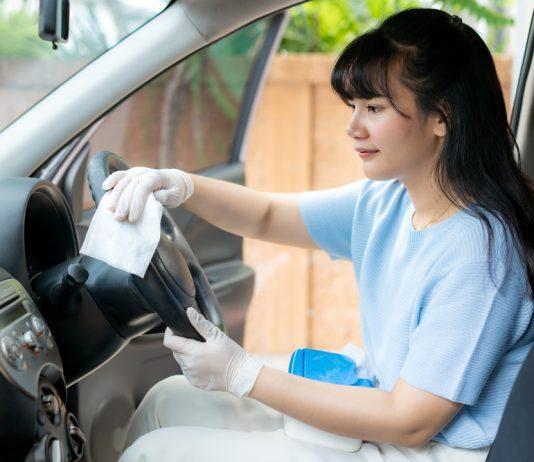 วิธีป้องกันไวรัสโควิด-19 ในรถยนต์ที่คุณต้องรู้