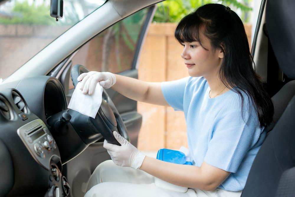 วิธีป้องกันไวรัสโควิด-19 ในรถยนต์ที่คุณต้องรู้ | mheemhee