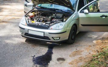 น้ำมันรถยนต์รั่ว มีวิธีตรวจสอบอย่างไรบ้าง