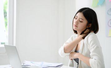 โรคออฟฟิศซินโดรม อาการปวดหลัง คอ ไหล่ รักษาอย่างไร